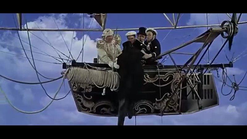 Пиф-паф ой-ой-ой Chitty Chitty Bang Bang (1968) Великобритания