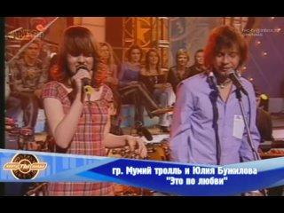 Мумий Троль и Юлия Бужилова - Это по любви (Фабрика звёзд 1)