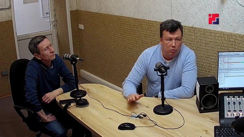 На одной волне телеверсия Сергей Дружинин и лингвист Андрей Чемышев