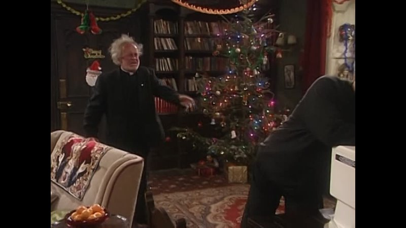 Отец Тед l Father Ted 2x11 A Christmassy Ted