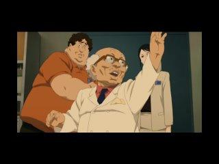 Великолепный момент в аниме Паприка