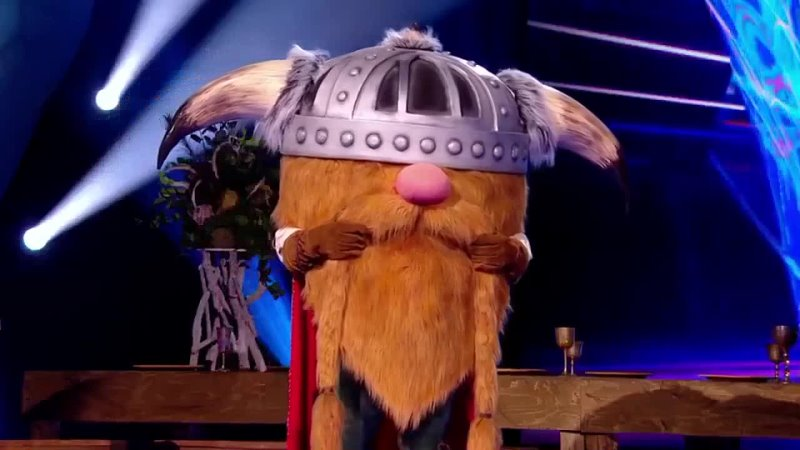 Viking The Masked Singer UK Series 2 Episode 4