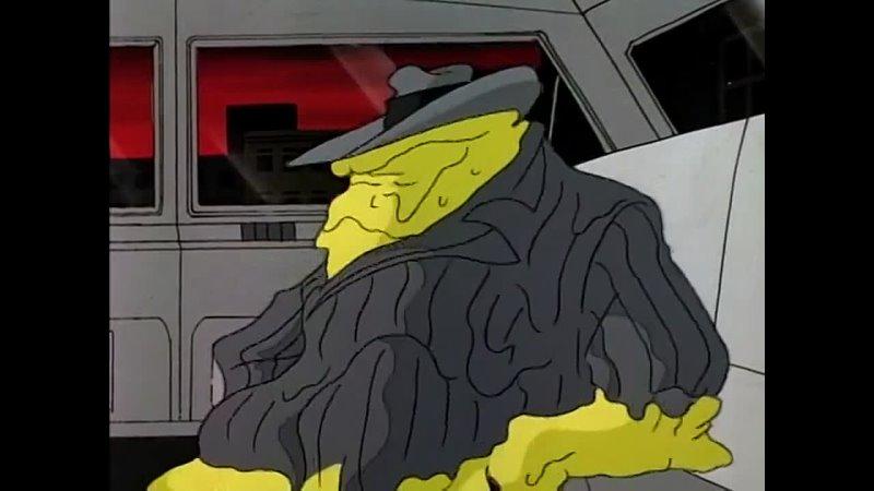 Черепашки мутанты ниндзя Гангстер из измерения Икс Mobster from Dimension X 1996 Эпизод 191 Сезон 10