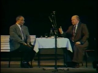 """А.П. Чехов """"На чужбине"""" Играют два великих мастера Валентин Гафт и Евгений Евстигнеев. 1989 HD"""