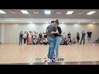 Женя Царевская и Максим Куликов - День 1 - Люди KIZ-2XL - 2021