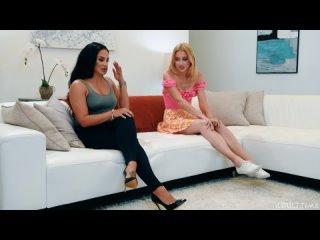 Chloe Cherry, Sheena Ryder - Family Intervention [All Sex, Hardcore, Blowjob, Gonzo]