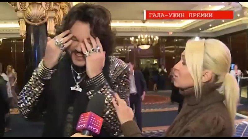 Гала ужин премии Премия МУЗ ТВ 2019