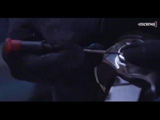 Краткий тизер сборки мотора на Ажесть  @ alexander_screw . 3.0 литра строкер, одна большая турбина Holset от КамАЗа, метанол, ко