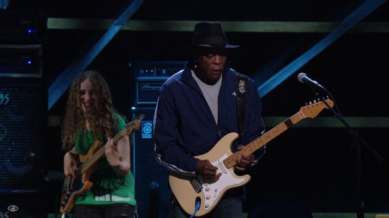Let Me Love You Baby JEFF BECK with Buddy Guy