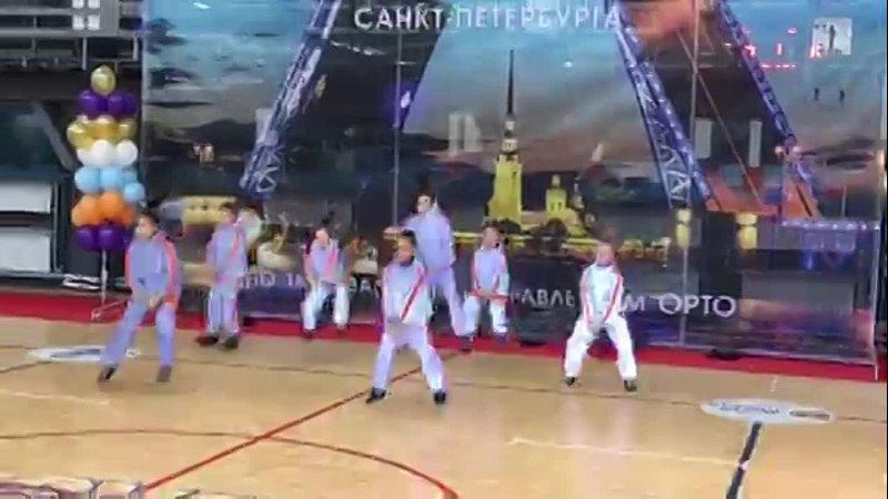 Первенство и Чемпионат Санкт Петербурга Хип хоп Дети Малая Группа Open Class Mega Kids Финал