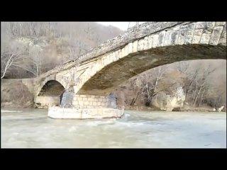 Мост в горах  Регион 61