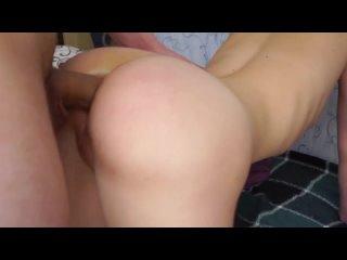 Anal sex | Student | Выебал студентку раком в жопу | Анал
