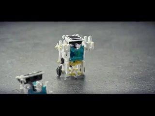 Конструктор-робот SOLAR 14 в 1. Мечта каждого ребёнка
