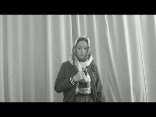 45. «Стихи о войне и Победе». Ивановская школа (Сакский р-он)
