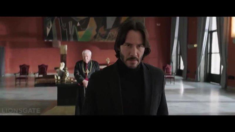 John Wick Chapter 4 Teaser Trailer Concept 2022 Фанатская версия