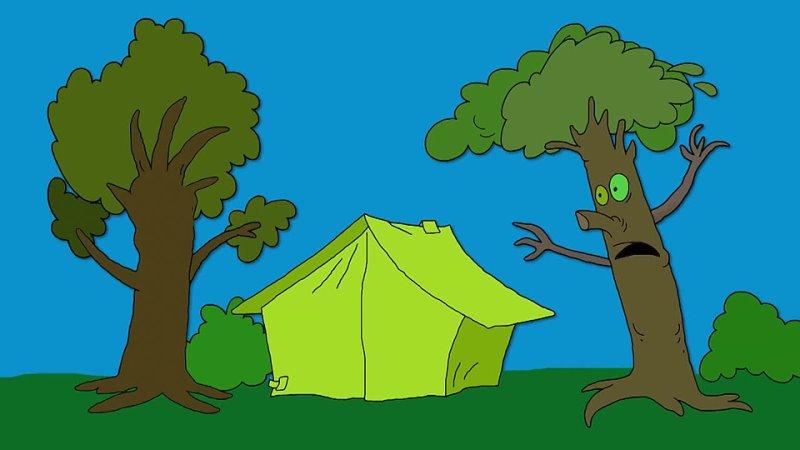 Ералаш Ночь в палатке Выпуск №339