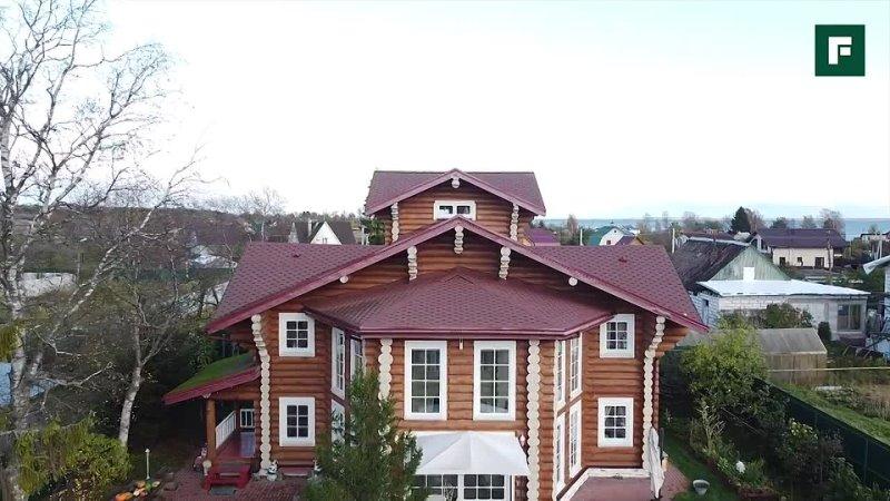 Большой дом из сруба по канадской технологии_ 7 лет стройки вместо ипотеки __ FORUMHOUSE (1).mp4