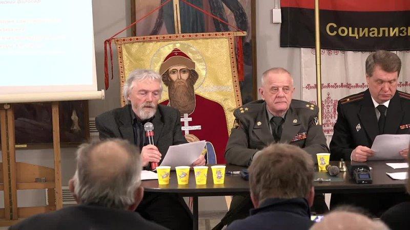 Владимир Квачков объявляет крестовый поход