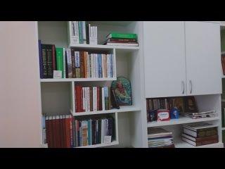 """Видео-экскурсия по Кочелаевской модельной АРТ-Библиотеке """"Наследие"""""""