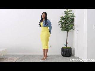 Kendall, Casting - blowjob casting ebony interracial