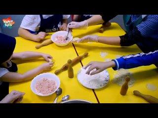 Китайский Новый Год. Кулинария.