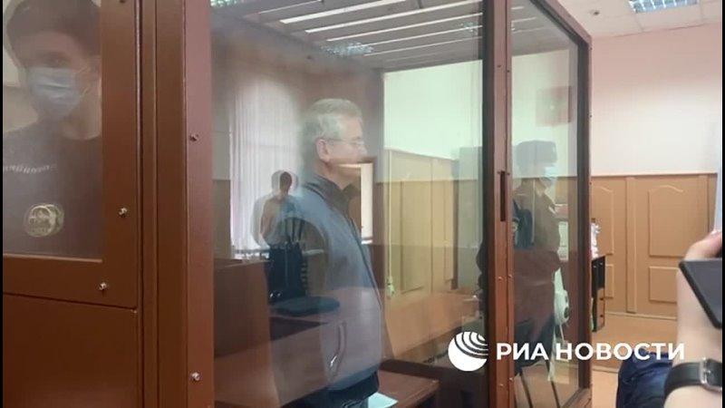 Губернатор Иван Белозерцев арестован на два месяца по обвинению в получении взятки в размере более 31 млн рублей