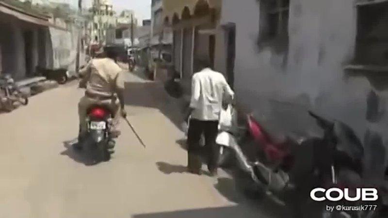 Карантин в Индии HALF LIFE 2