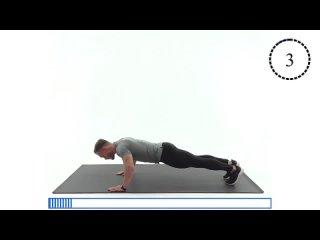 Упражнения в Домашних Условиях на Все Группы Мышц. Мужская Тренировка