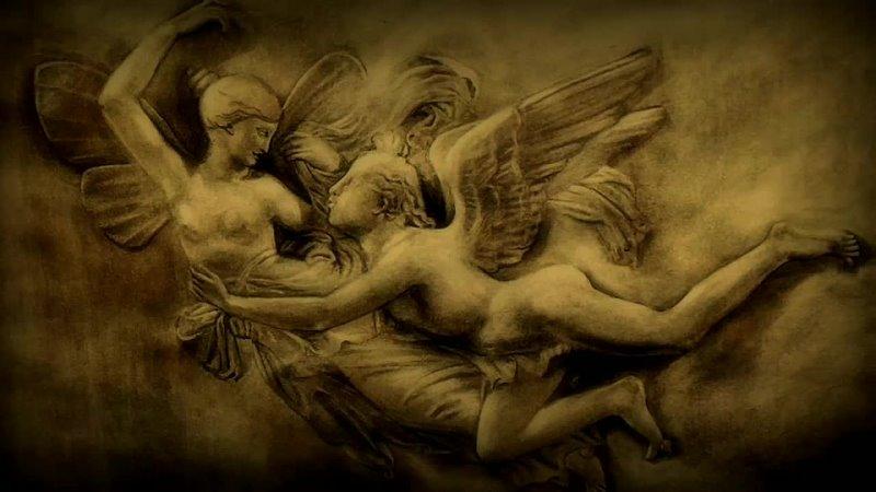 Почему любовь Психеи и Эрота была под запретом