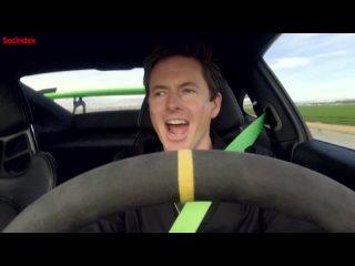 На расстоянии. Рекламный ролик для Porsche с Keanu Reeves & Alex Winter. Озвучка