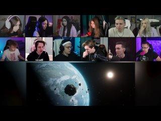 [Mass Reaction] СТРИМЕРЫ СМОТРЯТ DJ Smash & MORGENSHTERN - Новая Волна