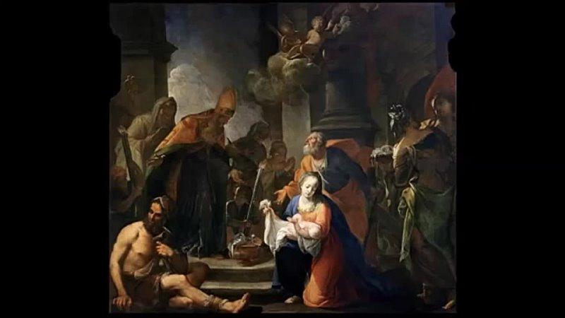 Jan Dismas Zelenka Missa Purificationis Beatae Virginis Mariae ZWV 16 Adam Viktora 2007