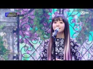 Stella Jang (스텔라장) – Blue Turns Pink [KPOP TV Show | M!Countdown  ]