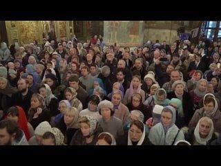 Слово пастыря () Проповедь в праздник Ведения во храм Пресвятой Богородицы