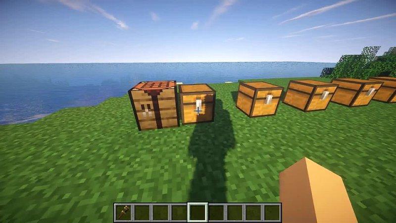 Kartafan Гайды По Модам Minecraft Гайд по Create 0 3 1 1 Новые механизмы