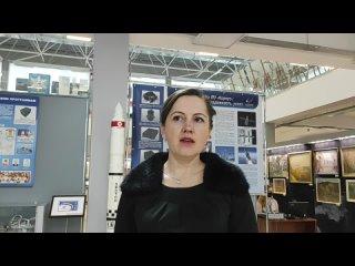 Елена Ушакова о выставке к 60-летию полета Юрия Гагарина в космос