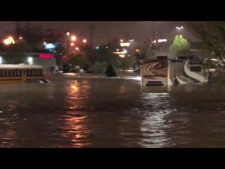 наводнение в штате Теннесси март 2021 #USA #flood