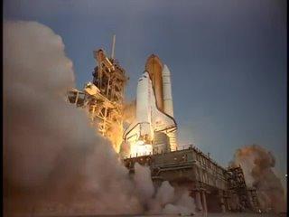 Space  Shuttle  ///  гибридные  подшипники  главного  двигателя  Cronidur  30