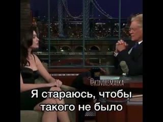 """Энн Хэтэуэй о съемках """"Джейн Остин"""""""