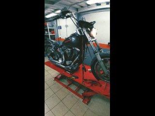 Ремонт и техническое обслуживание мотоциклов Harley-Davidson