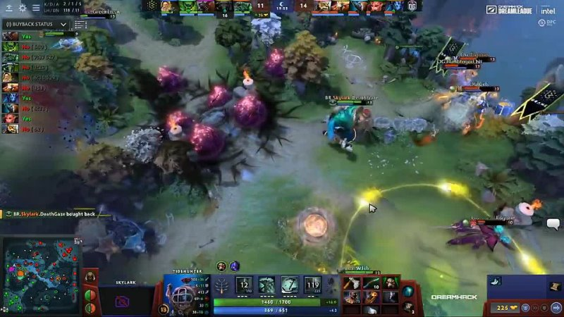 Ana FIRST game with OG after TI9 - Legendary Team is back