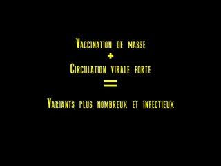 La vaccination de masse pourrait abaisser et contourner nos anticorps ça sappelle léchappée immunitaire Un virologue belge G. Va
