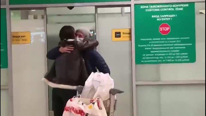 Михаил Ивкин возвращение домой