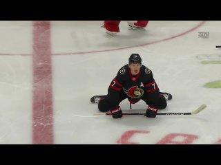 NHL 20/21, RS. Calgary Flames - Ottawa Senators [, SNF]