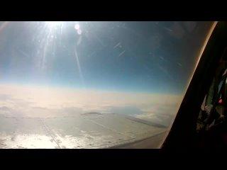 Российский истребитель МиГ-31 поднялся на перехват американского самолета-разведчика RC-135