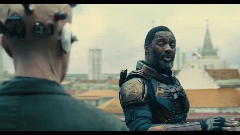 [Marvel/DC: Geek Movies] Отряд Самоубийц - разбор трейлера. Спанч Боб и Годзилла!