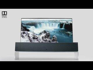 Компания LG вывела на российский рынок телевизор Signature OLED TV R, со сворачивающимся экраном по цене квартиры. Стоимость