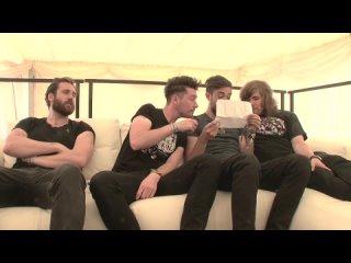 Bastille Interview 2013 T in the Park