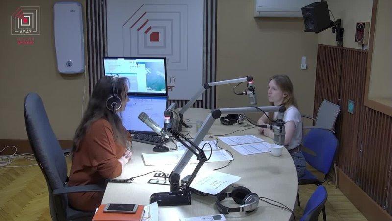 Гость дня лектор Обсерватории Планетария Екатерина Максимова Вед Анастасия Калинкова