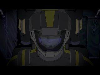 Мобильный воин Гандам: Вспышка Хэтэуэй / Mobile Suit Gundam: Hathaway's Flash – Превью. Премьера: 11 июня
